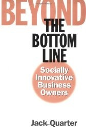 Beyond the Bottom Line: Socially Innovative Business Owners