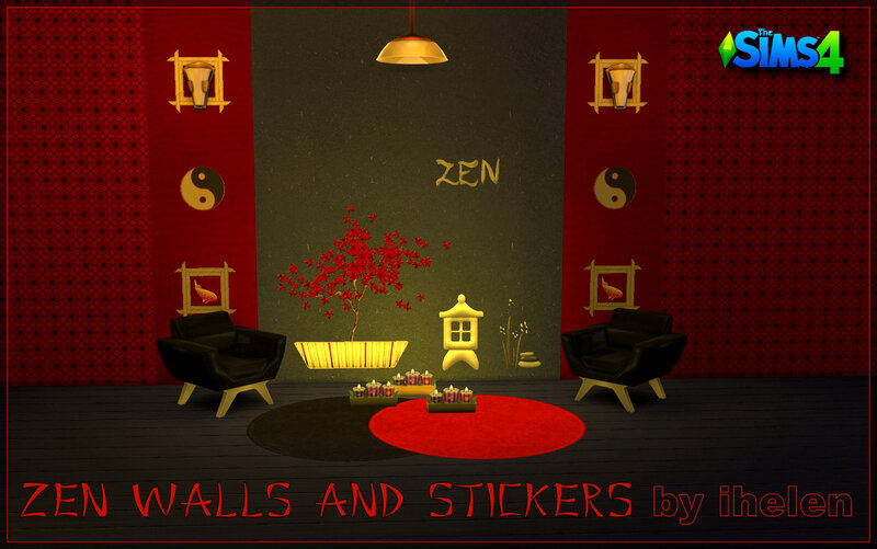 Zen Walls&Stickers by ihelen
