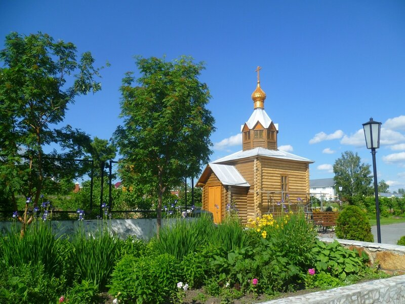 Колывань, Александро-Невский монастырь (Kolyvan, Alexander Nevsky Monastery)