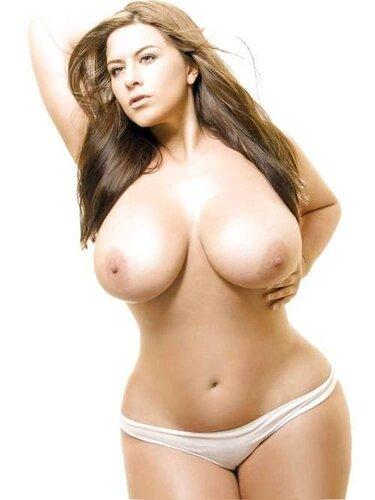 Фото красивых пышных голых девушек