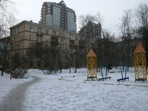 Варшавская ул. 96