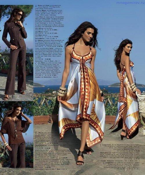 Вязание теплых платьев спицами для девочки