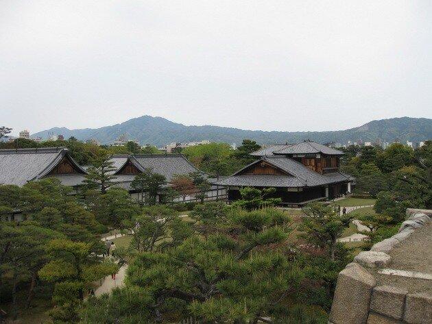 Замок Нидзё. Киото, Япония