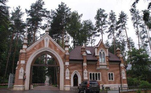 резиденция Поселок Сады Майендорф фото