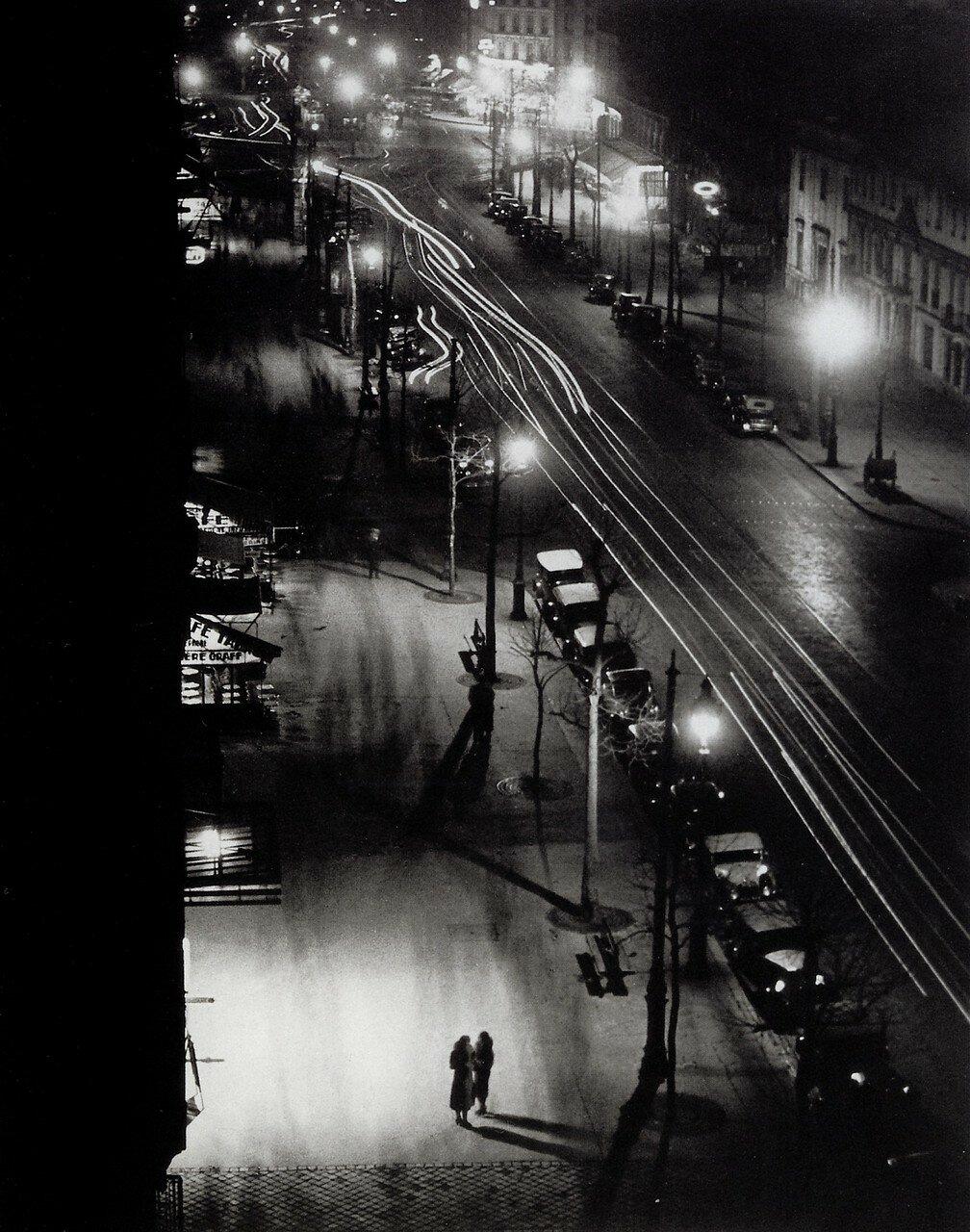 1931. Бульвар Монпарнас
