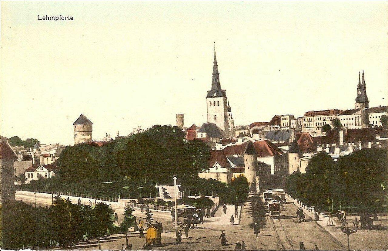 Глиняная улица