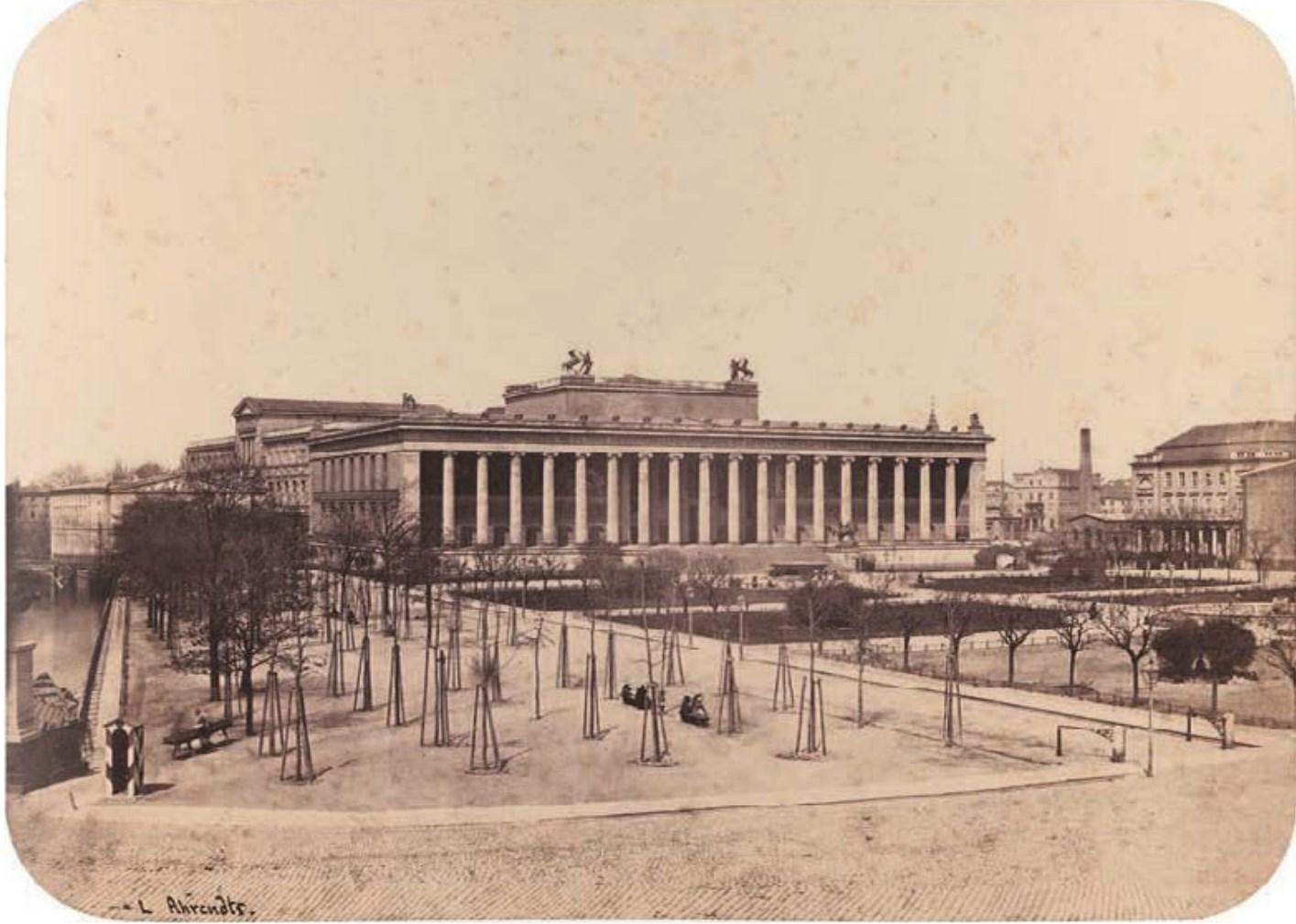 1855. Музей Альтес