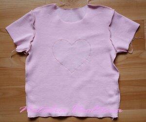 МК детская трикотажная футболка