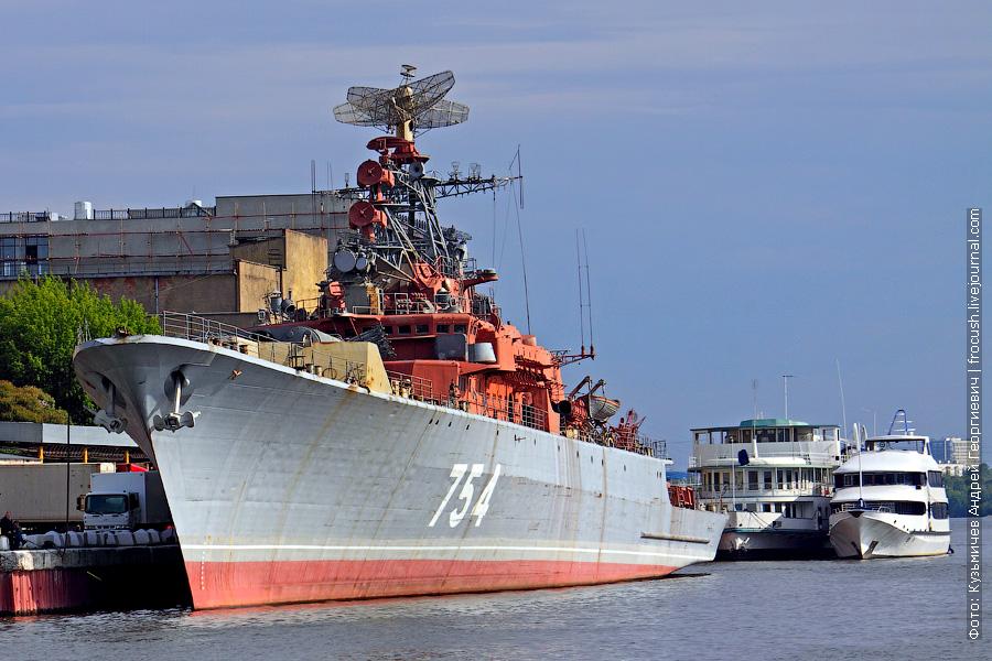 Сторожевой корабль «Дружный»