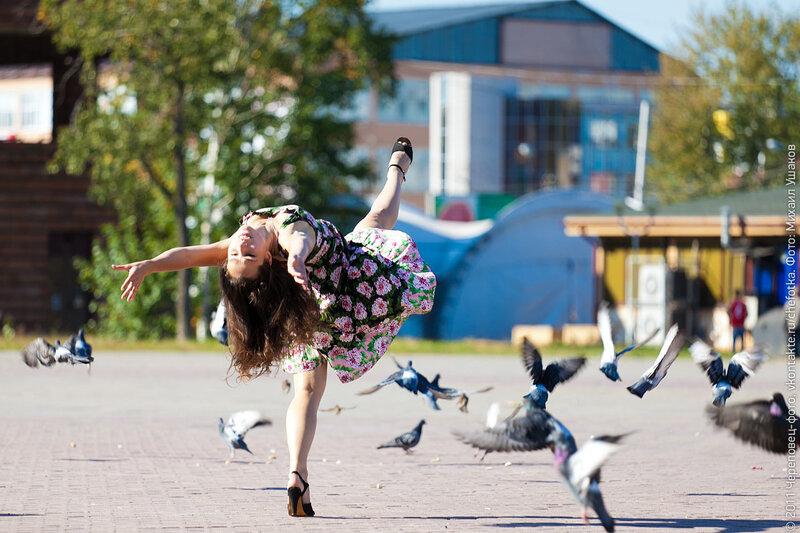 Танцующий Череповец