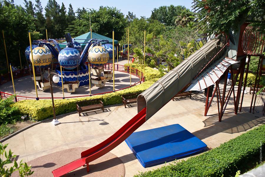 Parc Aventura Bronte