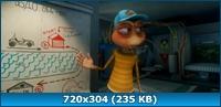 Кукарача (2011/DVDRip/1400Mb/700Mb)
