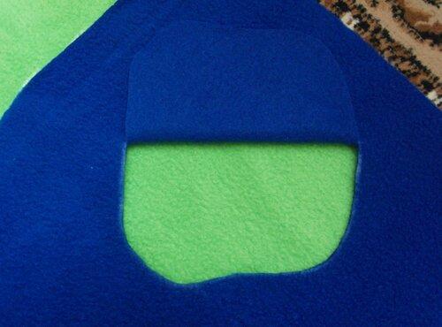 Как сделать развивающий коврик... инструкции по шитью моря