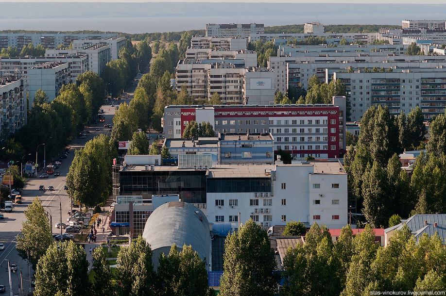 знакомства ульяновск новый город