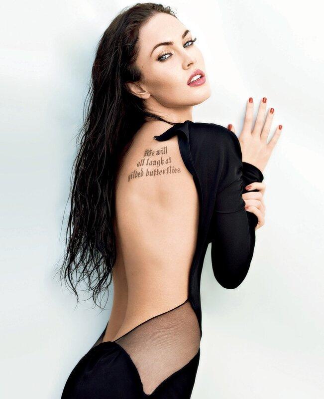 Татуировки на спине. СпАдобалось? Фото татуировок. девушки.