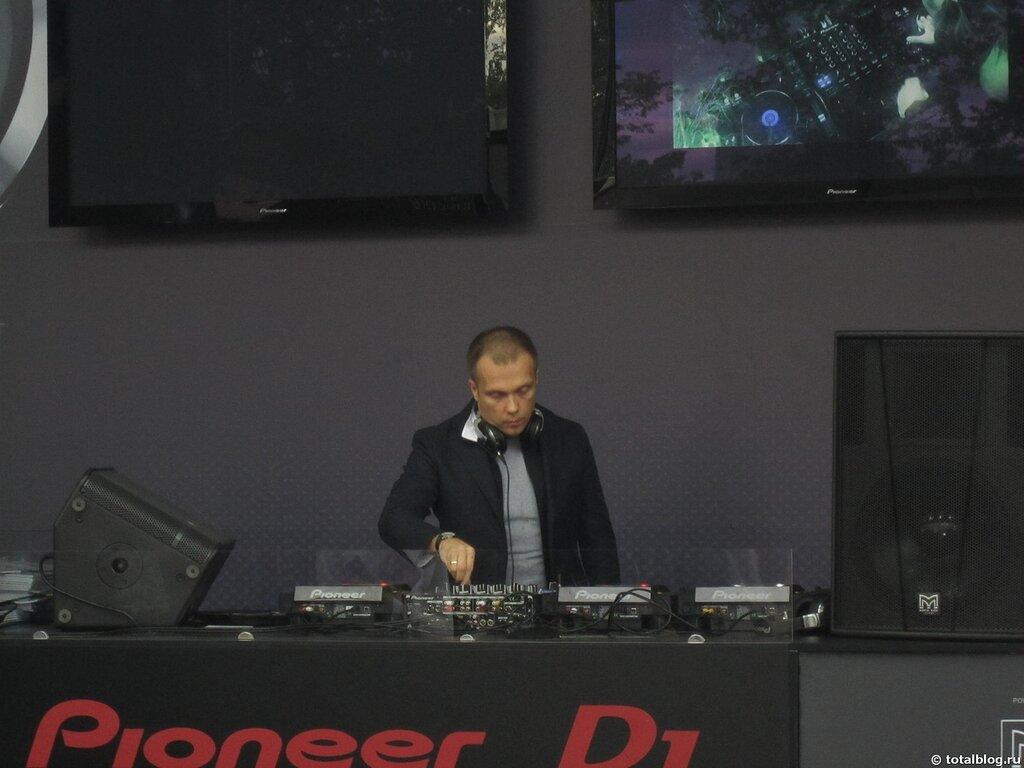 Международная выставка Музыка Москва-2011