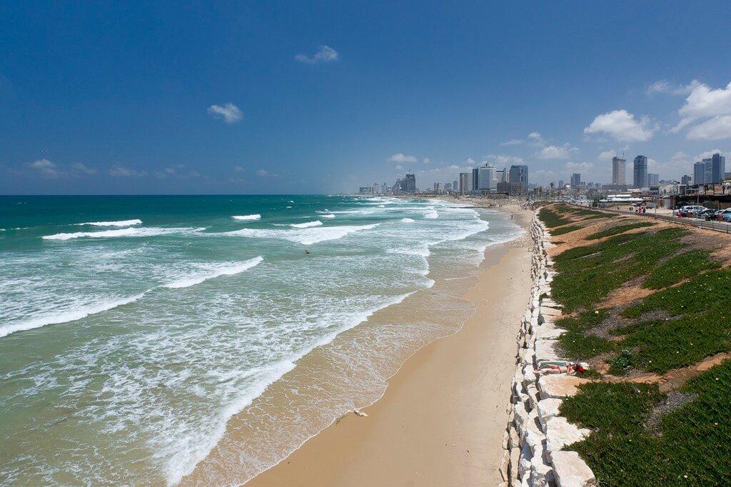 каждом израиль море фото пляжей квартал барселоне часть