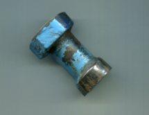 головка крана от водопроводной головки