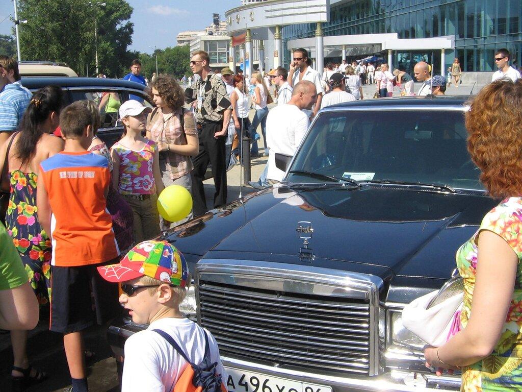 Екатеринбург, День города-2007