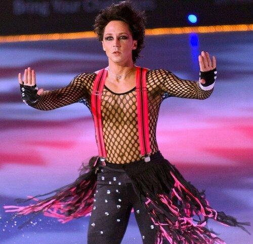 Fashion on Ice 2011. Weir.