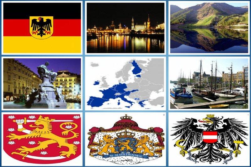 Здоровое ядро Европы