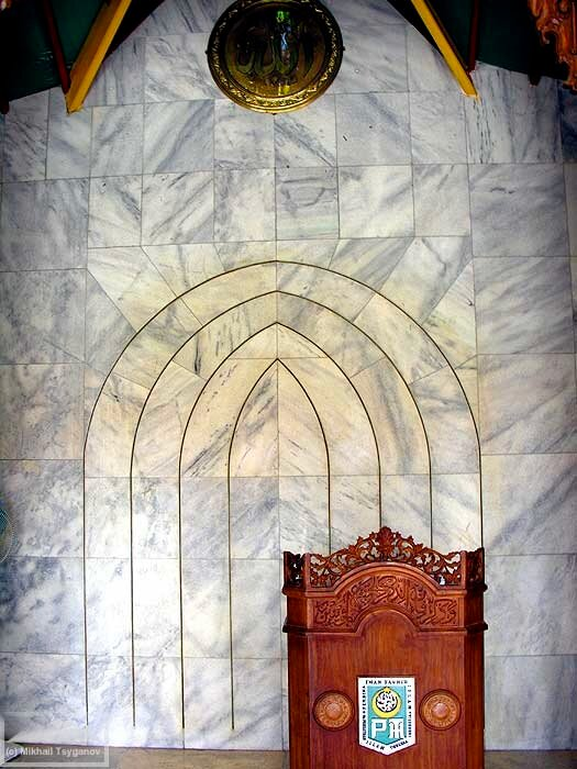 Мечеть Чжэн Хэ в Сурабае