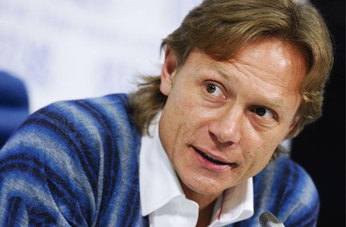 Валерий Карпин стал главредом дирекции футбольных трансляций «МатчТВ»