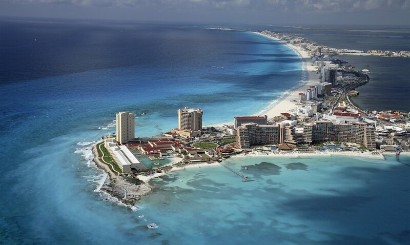 Плюсы отдыха в Канкуне