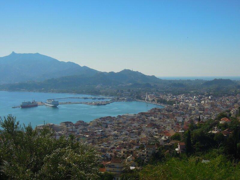 Греция, о. Закинф