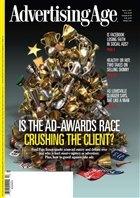 Журнал Advertising Age (1 апреля), 2013 / US