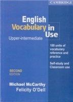 Аудиокнига English Vocabulary in Use Upper-Intermediate скачать бесплатно pdf, mdf (открывается программой alcohol 120%), mds в архиве rar  573,17Мб