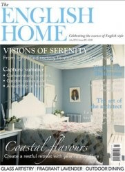 Журнал The English Home - №7 2012