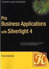 Книга Pro Business Applications with Silverlight 4