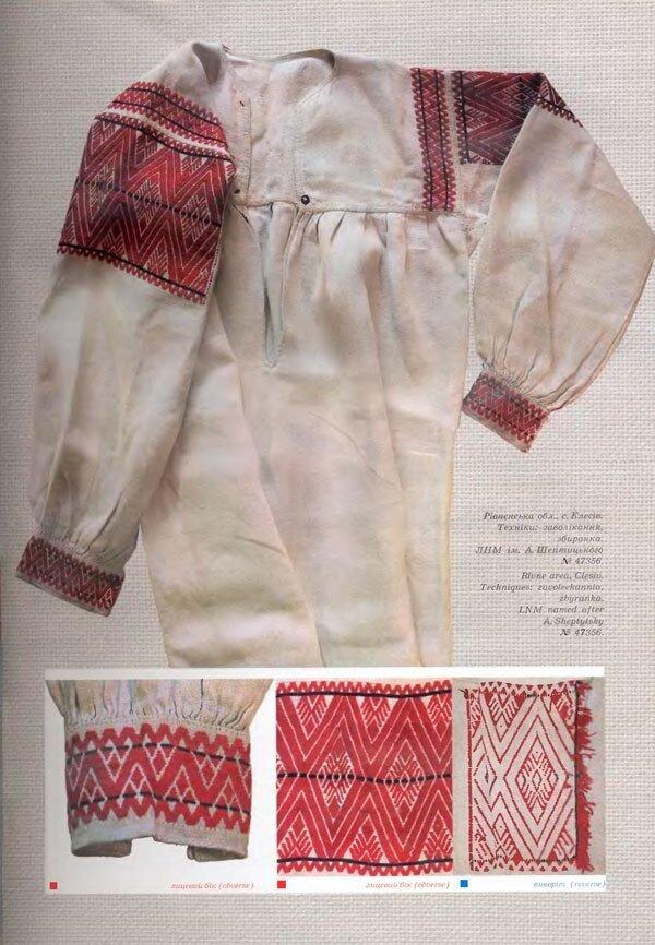 Олена Кулинич-Стахурська. Искусство украинской вышивки