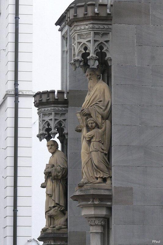 протесантская церковь Санкт Галлена