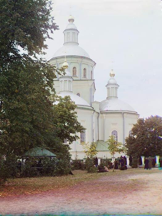 фото старого Белгорода