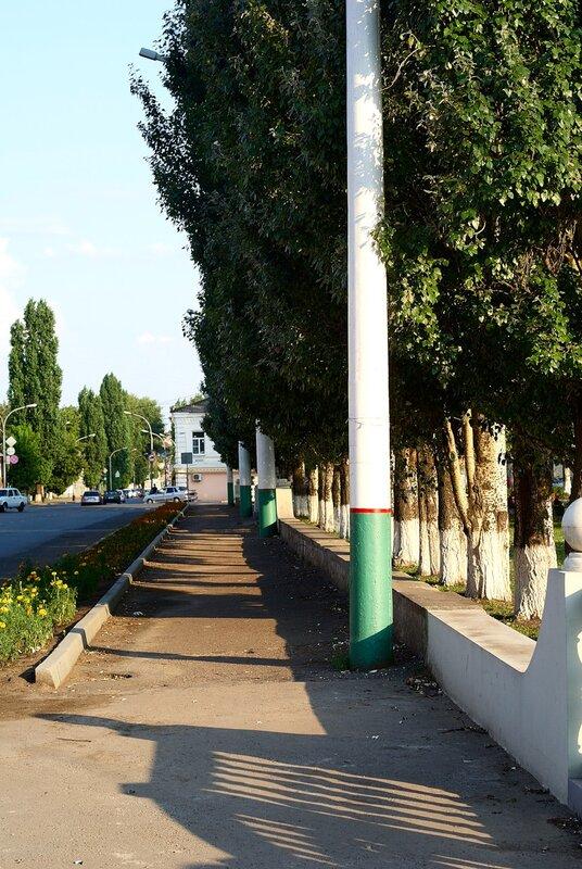 Памятники в Мичуринске тамбовская область