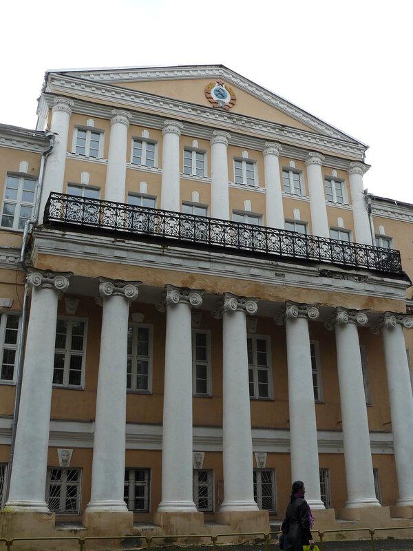 Плац-Парадная площадь