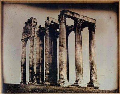 Автор: Петкун Евгений, блог Евгения Владимировича, фото, фотография: Афины, храм Юпитера.