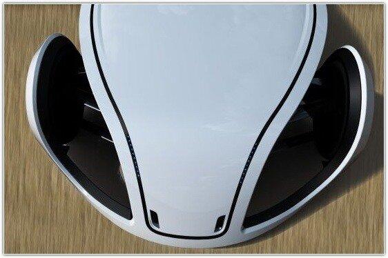 P-Eco - электромобиль для российских дорог (4 фото)