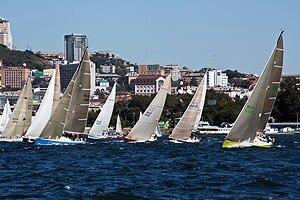 Сегодня в парусной регате «День города Владивостока» примут участие более ста юных яхтсменов