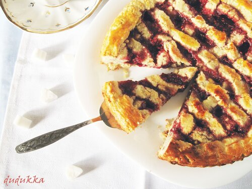 Линцерский торт