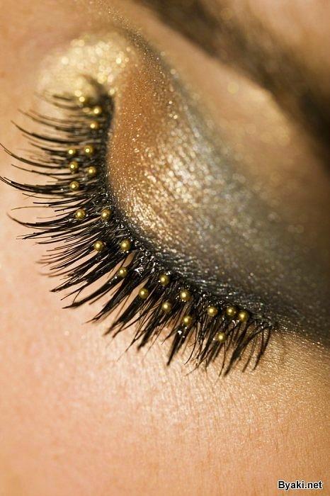 Арабский или восточный макияж глаз