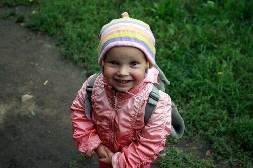 Сентябрь 2011.Кристина.