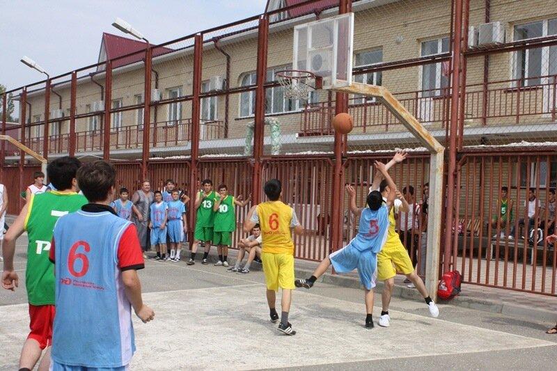 стритбол, дагестан, дагестанцы, махачкала, баскетбол. Фото: Гамид Гитинов