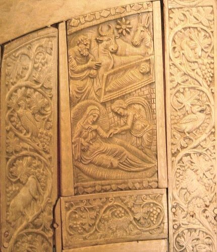 византийский рельеф