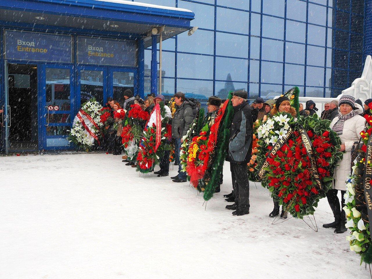 11Прощание с Валерием Викторовичем Постниковым