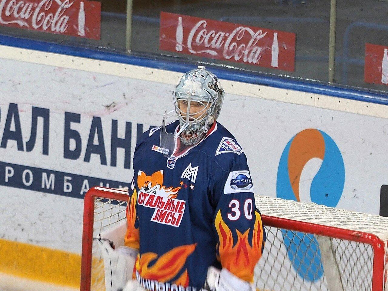 4Плей-офф МХЛ 2016 1/4 Стальные Лисы - Сибирские Снайперы 21.03.2016
