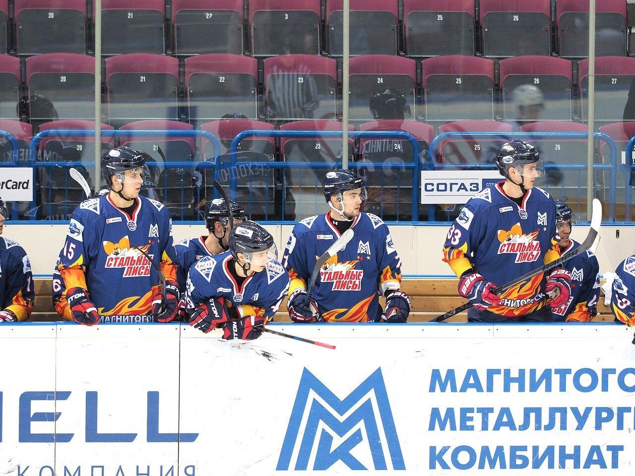 17Плей-офф МХЛ 2016 1/4 Стальные Лисы - Сибирские Снайперы 21.03.2016