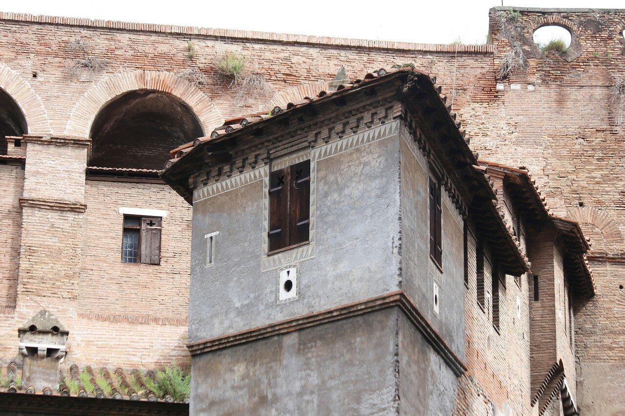 Рим. Ворота Саларио (Porta Salario)